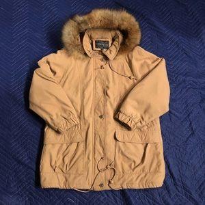FORECASTER Of BOSTON Faux Fur Winter Jacket